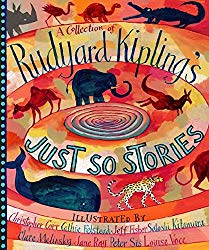 cover of a just so stories