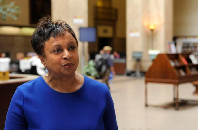 image of Carla Hayden 14th Librarian of Congress