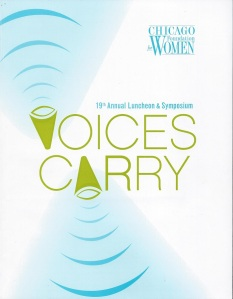 Chicago Foundation for Women Cover