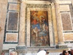 The Madonna of the Girdle and  St. Nicholas of Bari