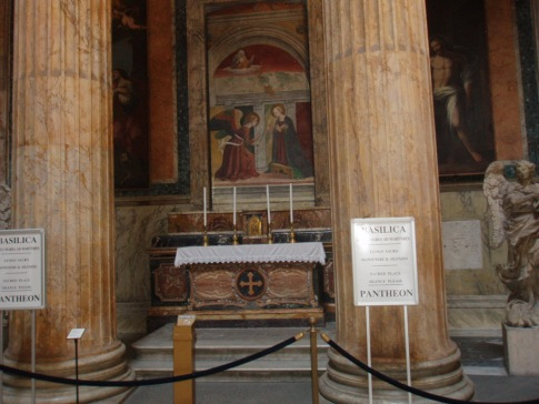 Basilica | Saint Maria and Martyrs