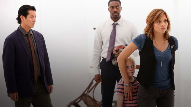 image of a scene from television drama Falling Water