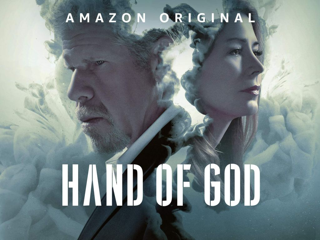 Title Card for Amazon Prime Season 1 SVOD Hand of God