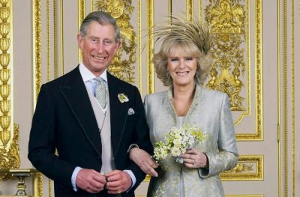 photographed Prince of Wales and Duchess of Cornwall