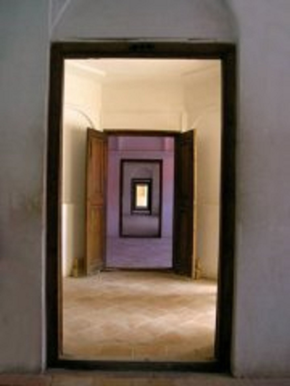 cascading doorways
