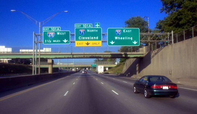 photo of Interstate 70