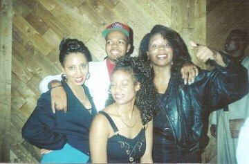 """Back in the Day"" Crystal, Kirk (Milk Dee) Robinson, Mel, Denise"