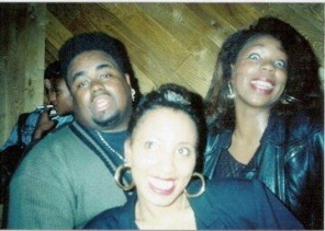 """Back in the Day"" Lee Derrick aka Magic, Crystal, Mel"