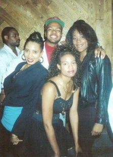 """Back in the Day"" Crystal, Kirk (Milk Dee) Robinson, Mel, Denise"