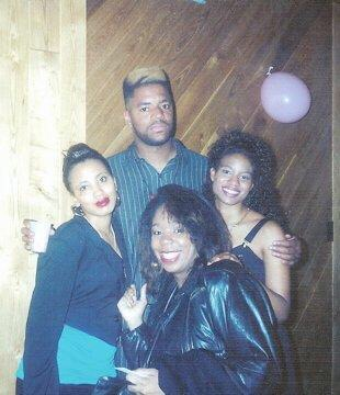 """Back in the Day"" Ed Lover, Crystal, Mel, Denise,"