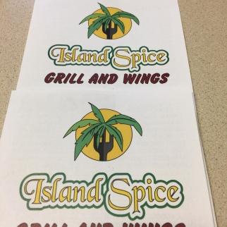 Island Spice Grill & Wings 2755 Lee Road Lithia Springs, GA 30122